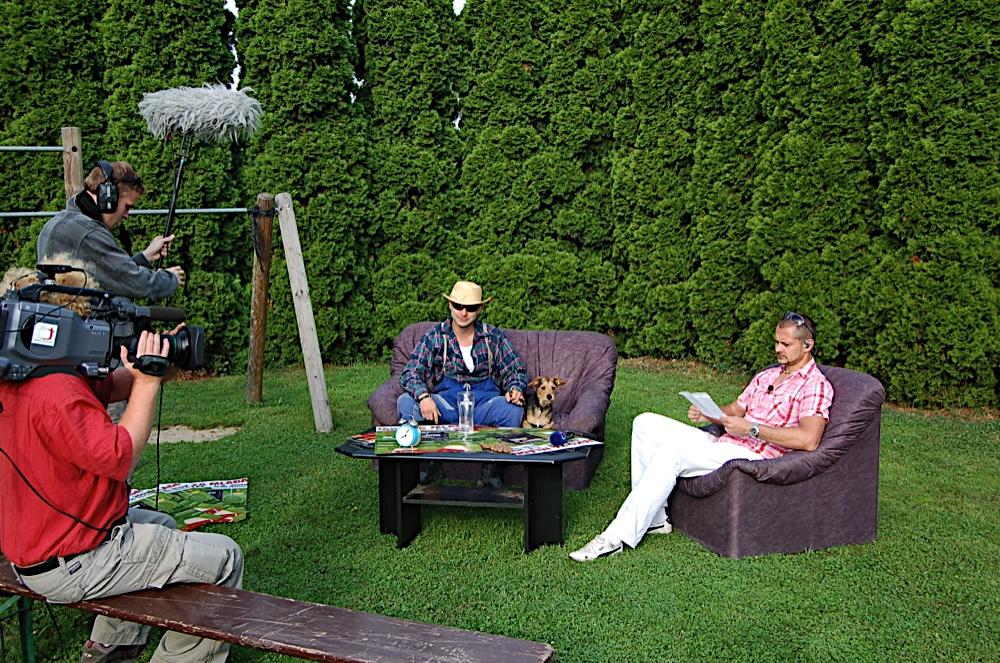 JzM 2009 – TELEVIZE (Dobré ráno v ČT)