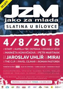 JzM 2018 aneb 20 let Jako Za Mlada 4/8/2018