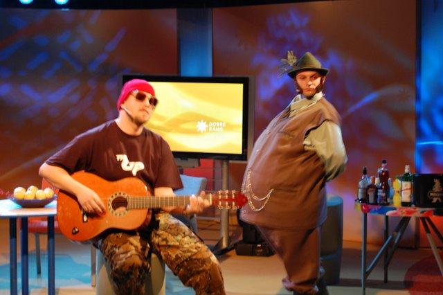 Silvestr v České televizi :-) 2008